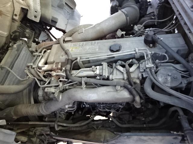 いすゞ H19 ギガ ロングダンプ 深ダンプ 40.8立米 画像13