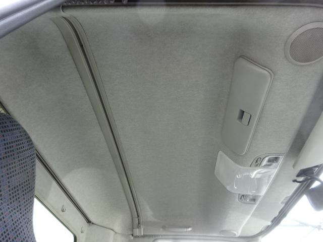 三菱 H20 ファイター 低温冷凍車 PG 6.9m 車検付 画像27