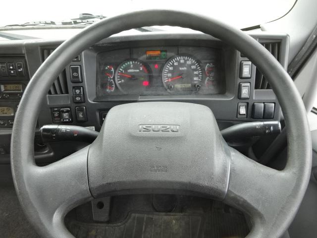 いすゞ H27 フォワード ワイド 低温冷凍車 リアシャッター扉 画像20