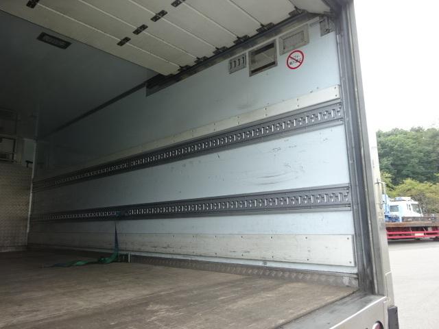 いすゞ H27 フォワード ワイド 低温冷凍車 リアシャッター扉 画像11