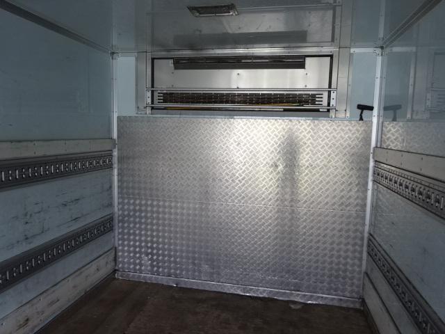 いすゞ H27 フォワード ワイド 低温冷凍車 リアシャッター扉 画像13
