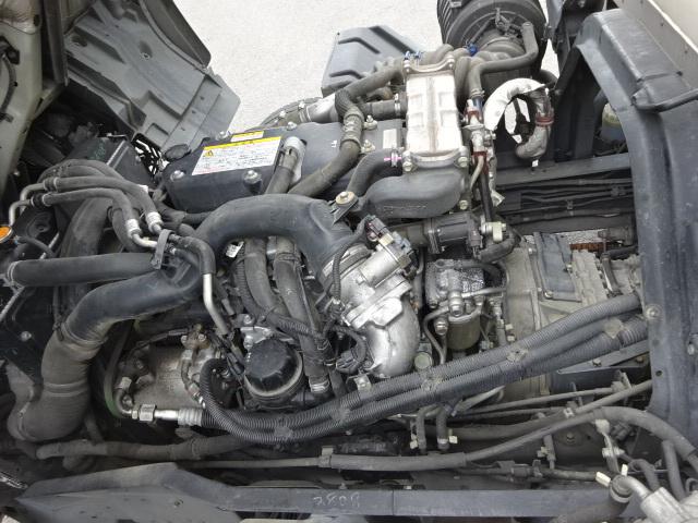 いすゞ H27 フォワード ワイド 低温冷凍車 リアシャッター扉 画像17