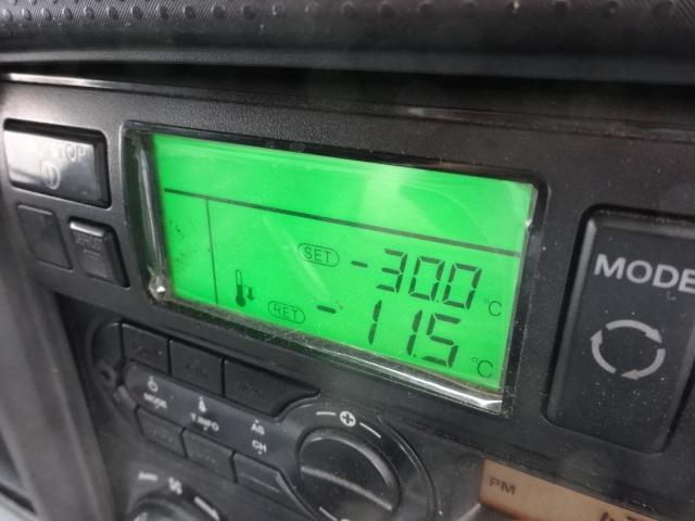 いすゞ H27 フォワード ワイド 低温冷凍車 リアシャッター扉 画像25