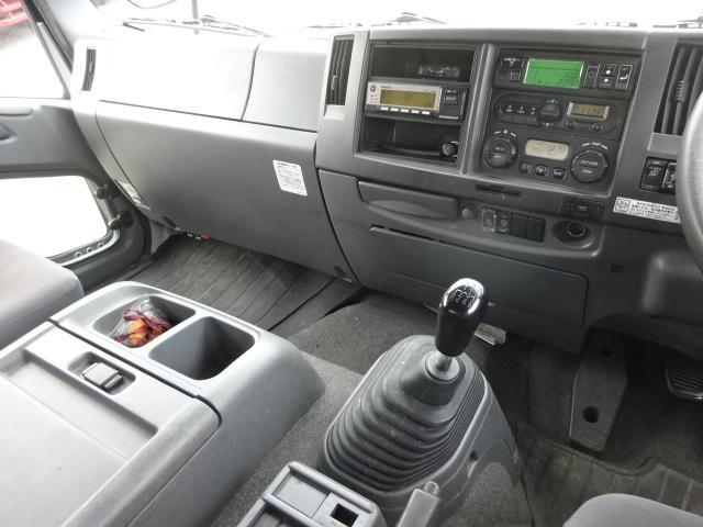 いすゞ H27 フォワード ワイド 低温冷凍車 リアシャッター扉 画像22