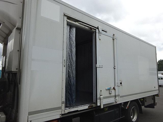 いすゞ H26 フォワード 保冷バン  2室2エバ スムーサー 画像13