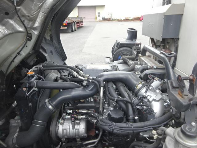 いすゞ H26 フォワード 保冷バン  2室2エバ スムーサー 画像14