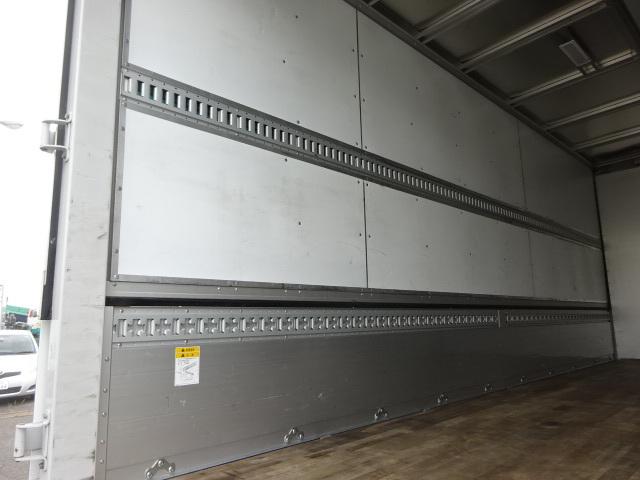 三菱 H29 ファイター ワイド アルミウィング 車検付 画像10