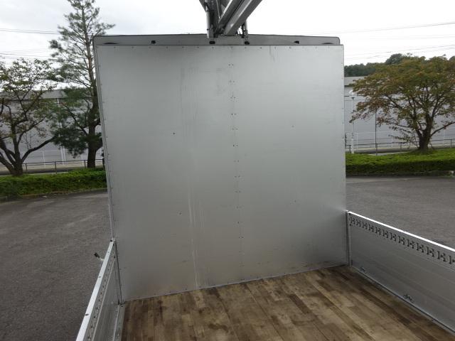 三菱 H29 ファイター ワイド アルミウィング 車検付 画像17