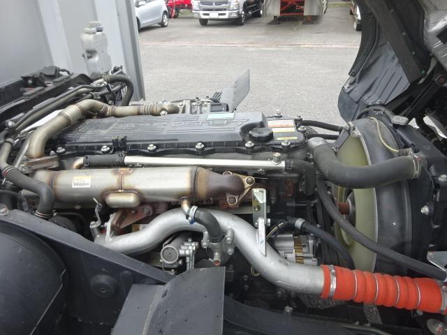三菱 H29 ファイター ワイド アルミウィング 車検付 画像22