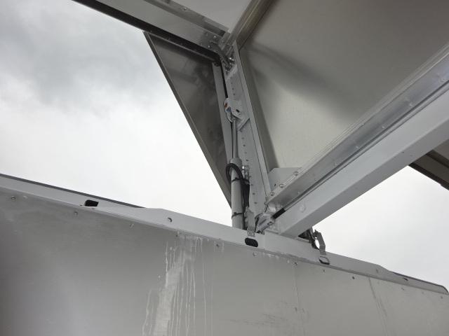 三菱 H29 ファイター ワイド アルミウィング 車検付 画像15