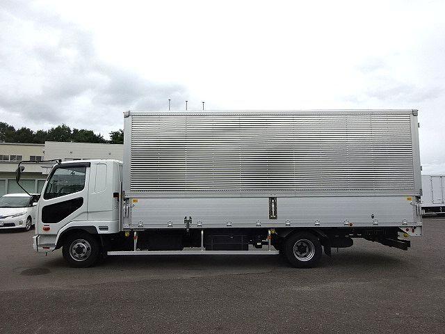三菱 H29 ファイター ワイド アルミウィング 車検付 画像5