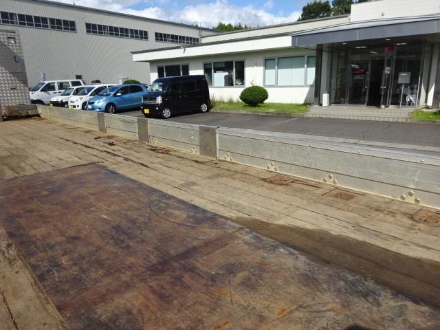 三菱 H27 スーパーグレート セルフ 3段クレーン 車検付 画像12