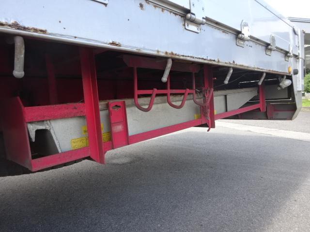 三菱 H27 スーパーグレート セルフ 3段クレーン 車検付 画像19