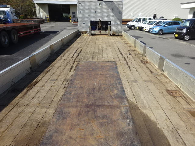 三菱 H27 スーパーグレート セルフ 3段クレーン 車検付 画像11