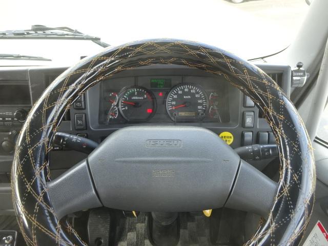 いすゞ H24 フォワード 増トン ダンプ 車検付 画像25
