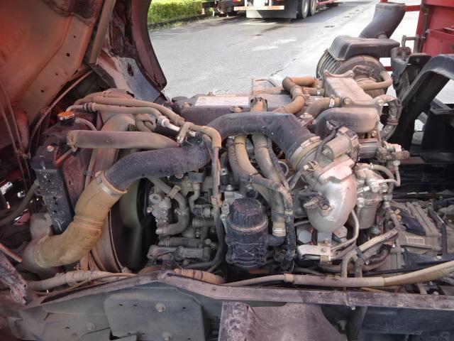 いすゞ H24 フォワード 増トン ダンプ 車検付 画像22