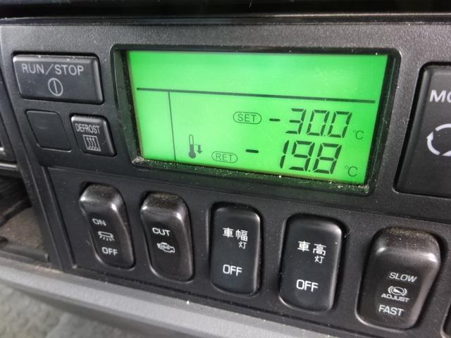 三菱 H26 ファイター 低温冷凍車 キーストン ジョルダー  画像27