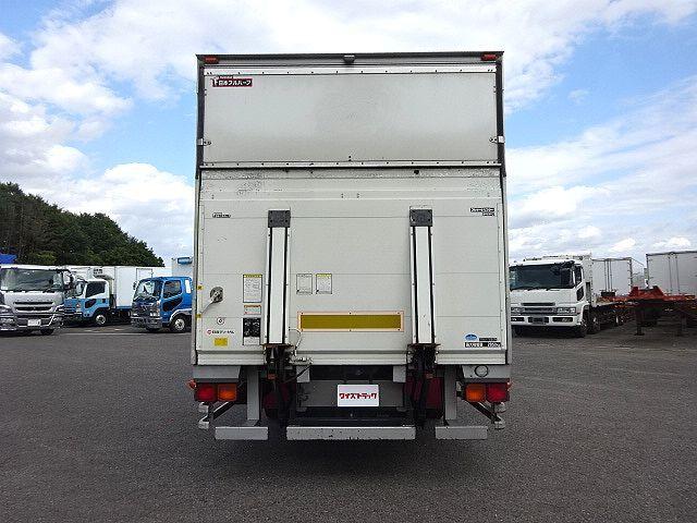 日産 H21 コンドル ワイド アルミバン エアサス PG 車検付 画像7