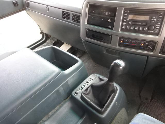 日産 H21 コンドル ワイド アルミバン エアサス PG 車検付 画像25