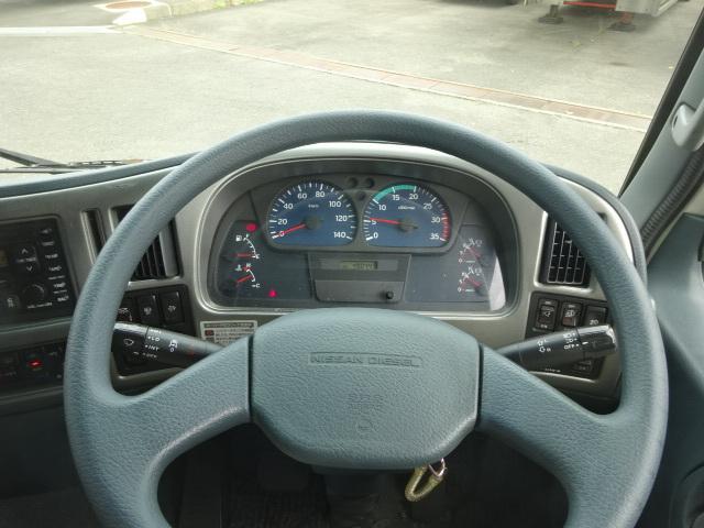 日産 H21 コンドル ワイド アルミバン エアサス PG 車検付 画像23