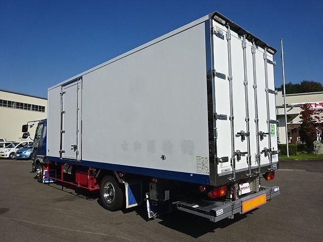 三菱 H20 ファイター 低温冷凍車 格納PG 画像6
