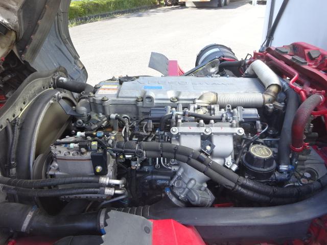 三菱 H20 ファイター 低温冷凍車 格納PG 画像19