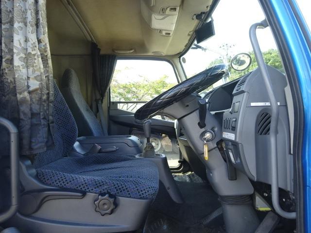 三菱 H20 ファイター 低温冷凍車 格納PG 画像21