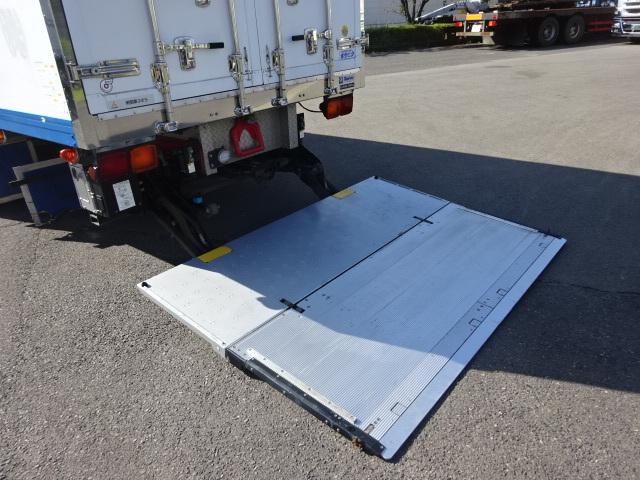 三菱 H20 ファイター 低温冷凍車 格納PG 画像14