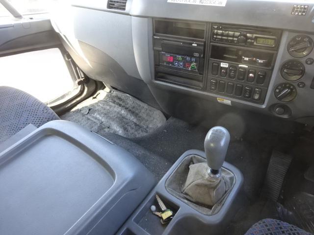 三菱 H20 ファイター 低温冷凍車 格納PG 画像24