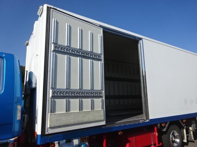 三菱 H20 ファイター 低温冷凍車 格納PG 画像15