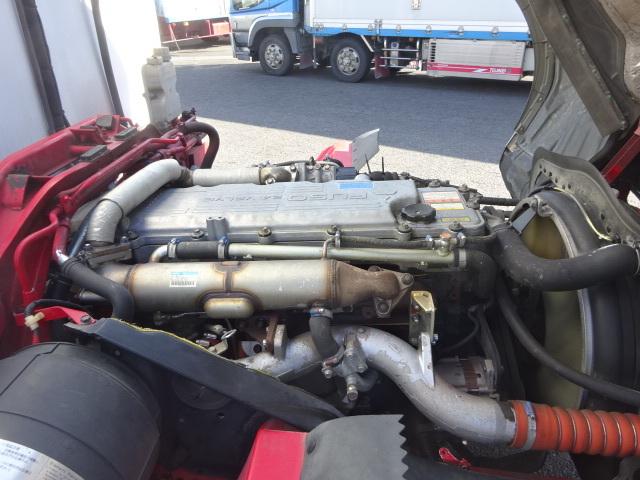 三菱 H20 ファイター 低温冷凍車 格納PG 画像20