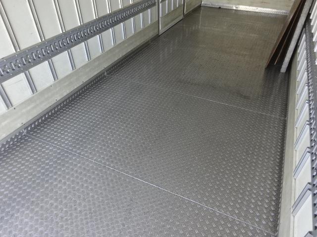 三菱 H20 ファイター 低温冷凍車 格納PG 画像12