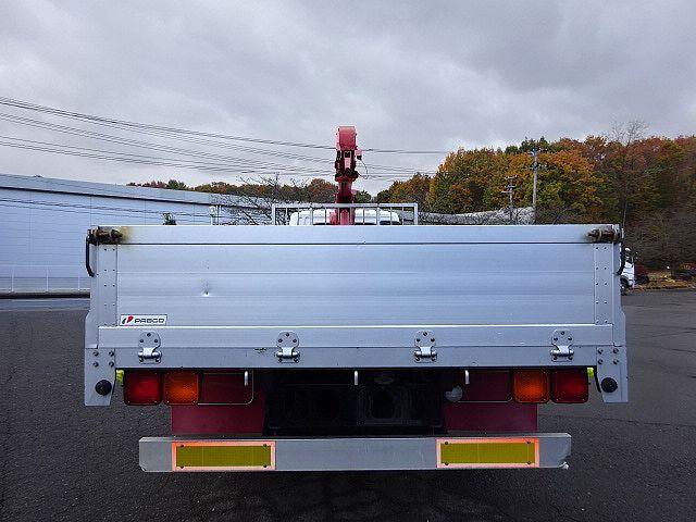 三菱 H21 ファイター アルミブロック 3段クレーン カスタム 画像8