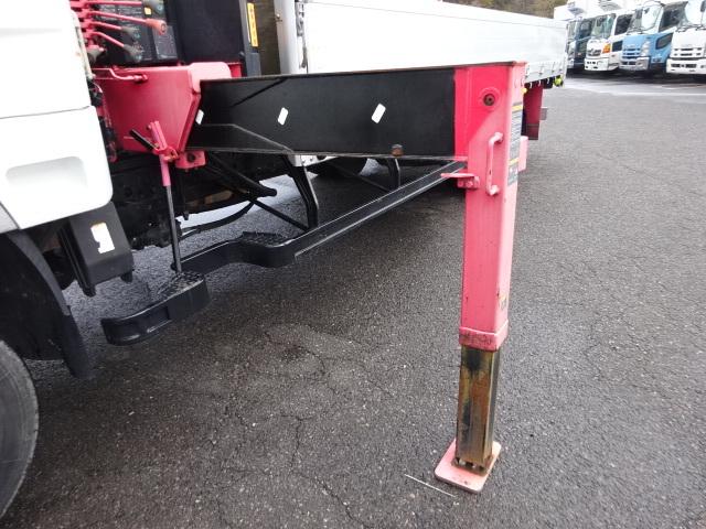 三菱 H21 ファイター アルミブロック 3段クレーン カスタム 画像17