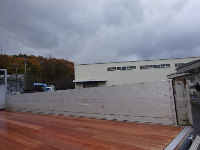 三菱 H21 ファイター アルミブロック 3段クレーン カスタム 画像12