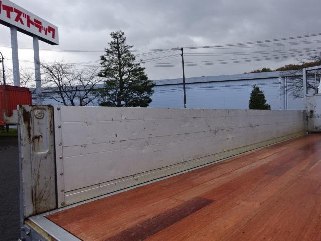 三菱 H21 ファイター アルミブロック 3段クレーン カスタム 画像11