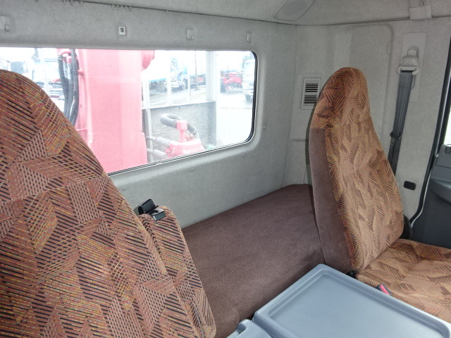 三菱 H21 ファイター アルミブロック 3段クレーン カスタム 画像29