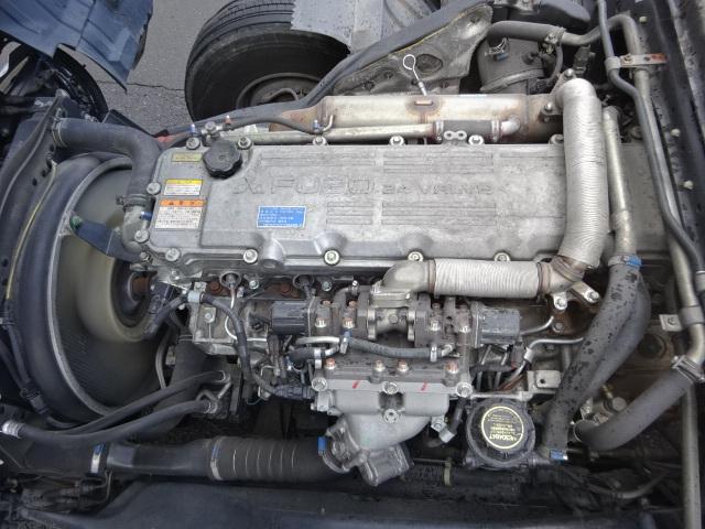 三菱 H21 ファイター アルミブロック 3段クレーン カスタム 画像32