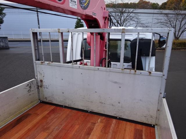 三菱 H21 ファイター アルミブロック 3段クレーン カスタム 画像14