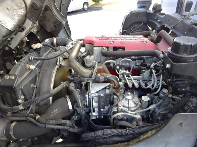日野 H24 レンジャー 低温冷凍車  画像18