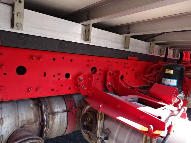 三菱 H26 ファイター 低温冷凍車 キーストン ジョルダー 画像17