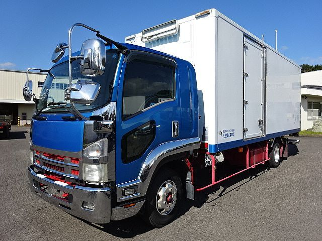 いすゞ H21 フォワード 低温冷凍車 格納PG 画像1