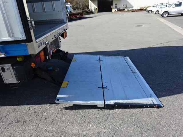 いすゞ H21 フォワード 低温冷凍車 格納PG 画像15
