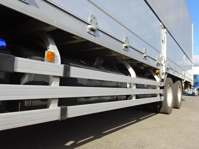 いすゞ H27 ギガ 4軸低床 アルミウィング センターローラー 画像22