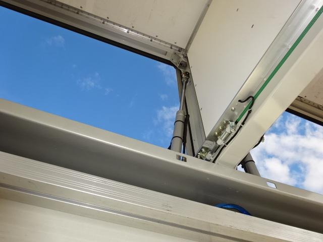 いすゞ H27 ギガ 4軸低床 アルミウィング センターローラー 画像16