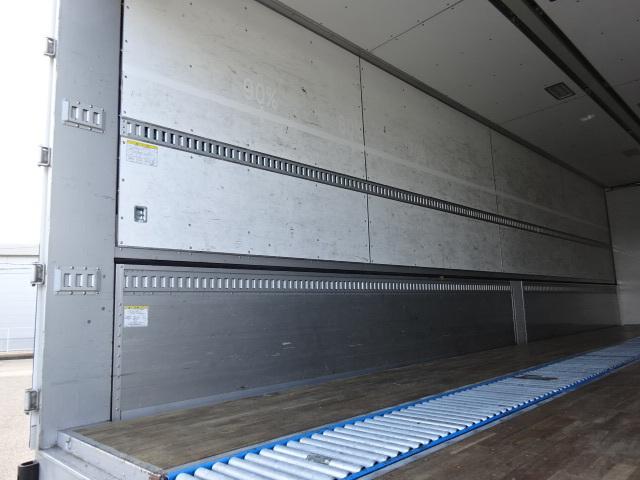 いすゞ H27 ギガ 4軸低床 アルミウィング センターローラー 画像10
