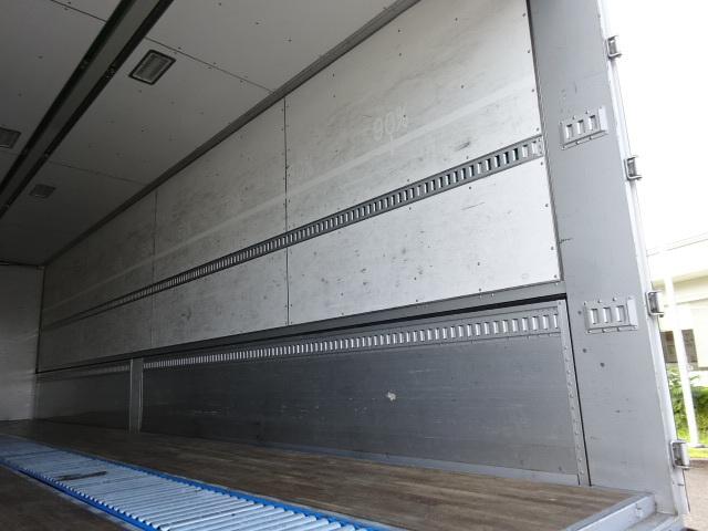 いすゞ H27 ギガ 4軸低床 アルミウィング センターローラー 画像11