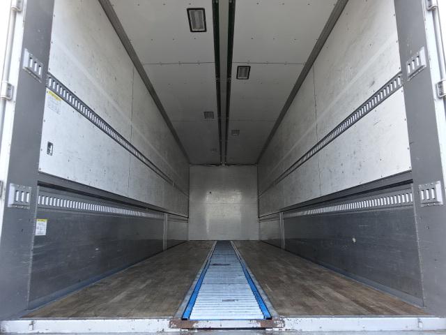 いすゞ H27 ギガ 4軸低床 アルミウィング センターローラー 画像9