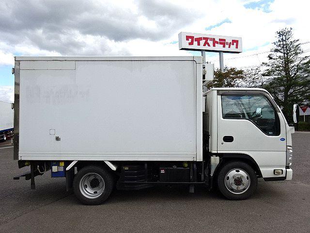いすゞ H24 エルフ 低温冷凍車 キーストン 4WD 車検付 画像5