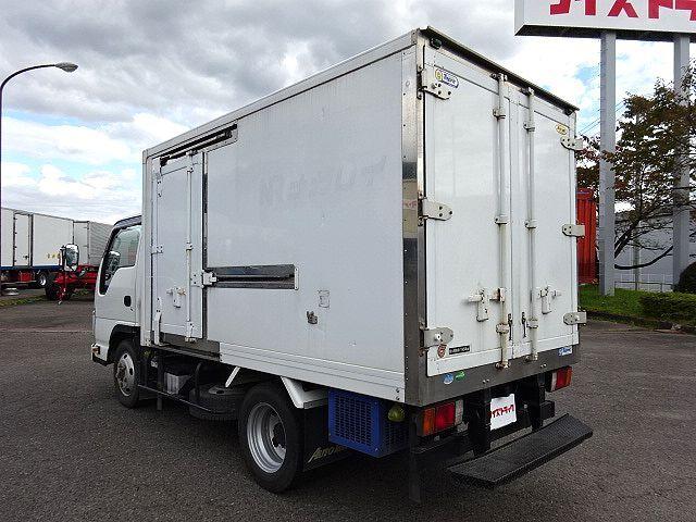 いすゞ H24 エルフ 低温冷凍車 キーストン 4WD 車検付 画像8